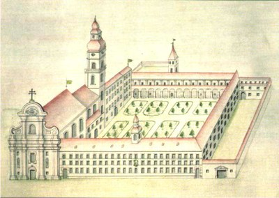 PK 16: Jesuitenkolleg