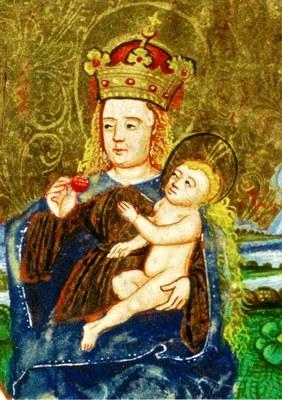 KK 29: Maria mit Christuskind