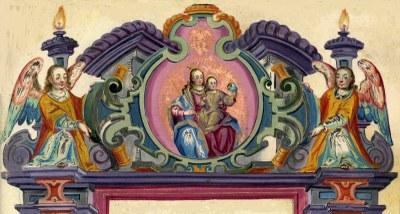 KK 26: Maria mit Christuskind