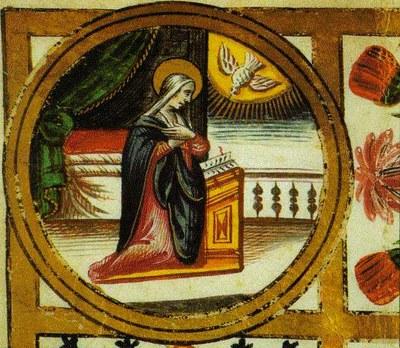 KK 27: Maria in Nazareth