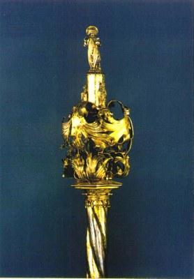 PK 22: Universitätszepter von 1512