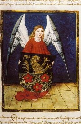 KK 33: Wappenbrief von 1488