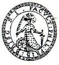 S 09: Siegel der Philosophischen Fakultät 1620