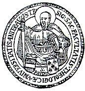 S 06: Siegel der Theologischen Fakultät 1686